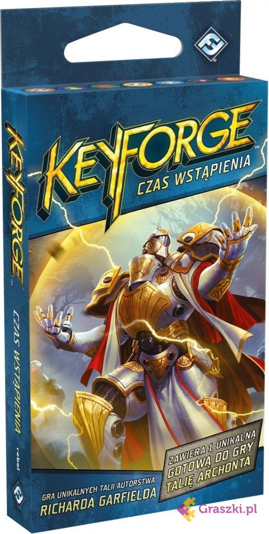 KeyForge: Czas Wstąpienia - Talia Archonta (Przedsprzedaż) | Rebel